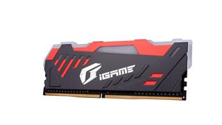COLORFUL giới thiệu dòng RAM mới iGame D-RAM DDR4 Gaming Memory