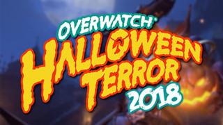 Overwatch hé lộ loạt skin Halloween dành cho các tướng