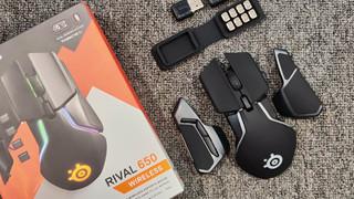 Trên tay nhanh Steelseries Rival 650 Wireless: Phiên bản nâng cấp không dây của Rival 600