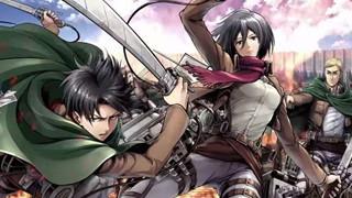 Game chiến thuật thẻ tướng chuyển thể từ Attack on Titan công bố trailer, chuẩn bị ra mắt tại Nhật Bản