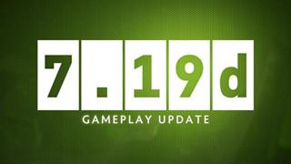 Dota 2: Chi tiết bản cập nhật 7.19d