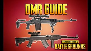 PUBG Mobile Việt Nam: Top súng bắn tỉa bán tự động DMR mạnh và dễ dùng nhất cho mọi người