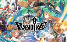 Revolve8 - Game chiến thuật với nền đồ họa đậm chất Anime Nhật Bản