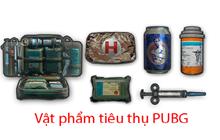 PUBG: Tất tần tật về vật phẩm hồi phục trong game