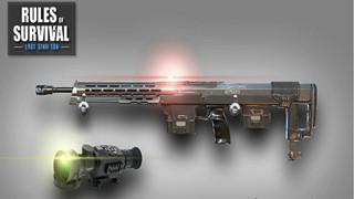 ROS Mobile: Big update ra mắt vũ khí mới DSR-1