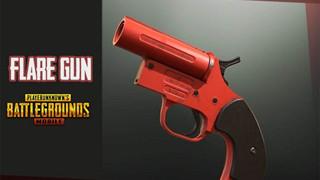 PUBG Mobile Việt Nam: Tất tần tần về Flare Gun - Khẩu súng gọi thính chắc chắn sẽ xuất hiện khi game về Việt Nam