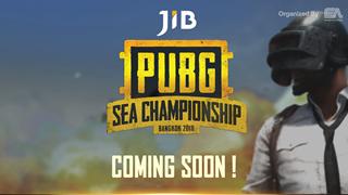 JIB PUBG SEA Championship 2018 - Giải đấu tiền tỷ dành cho 20 đội mạnh nhất Đông Nam Á. Việt Nam có tận 5 đại diện