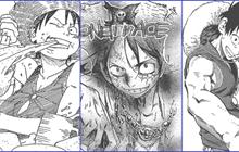"""One Piece: Luffy Mũ Rơm """"khác lạ"""" dưới nét vẽ của 10 Mangaka nổi tiếng"""