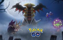 Pokemon Go ra mắt bộ Pokemon mới Sinnoh nhân dịp sự kiện Halloween rùng rợn
