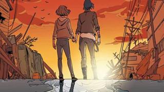Life is Strange bước sang truyện tranh, tiếp tục câu chuyện của Max và Chloe