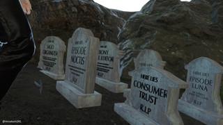 Game thủ tạo ra hẳn một bản mod nhằm tưởng niệm những DLC chết yểu của Final Fantasy XV