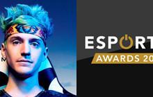 Esports Awards: Overwatch, Fortnite thắng lớn PUBG và LMHT ôm hận tay trắng