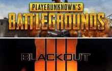 So sánh giữa PUBG và Call Of Duty: Black Ops 4 - đâu mới là tựa game sinh tồn đỉnh nhất hiện nay
