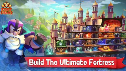Fort Stars - Game thủ thành chiến thuật siêu hấp dẫn với gameplay đầy hứa hẹn