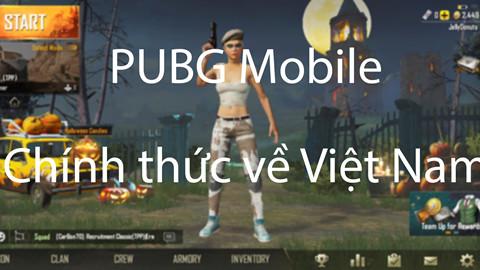 PUBG Mobile: Chính thức PUBG Mobile về Việt Nam - Giữ nguyên thông tin tài khoản