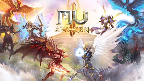 MU Awaken - VNG chính thức ra mắt sáng nay với loạt sự kiện hấp dẫn