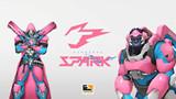 """Overwatch: Xuất hiện đồng phục """"Hồng Phấn"""" đáng yêu cho cả đội tuyển Hangzhou Spark"""