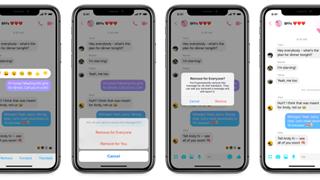 Tính năng rút lại tin nhắn đã gửi của Facebook Messenger không thần thánh như bạn nghĩ, gửi nhầm tin nhắn vẫn có thể lãnh đủ hậu quả