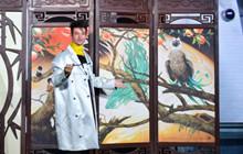 Dàn diễn viên của Fantastic Beasts: The Crimes of Grindelwald cực thích thú với poster phim phong cách Trung Quốc