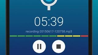 10 ứng dụng thu âm tuyệt vời trên Adnroid mà bạn nên thử qua