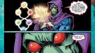 Marvel hé lộ bí mật lớn nhất của những Viên đá Vô cực