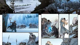 LMHT: Hé lộ những trang truyện đầu tiên về bộ truyện tranh kết hợp giữa Marvel và Riot Games