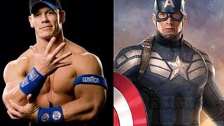 John Cena khẳng định sẽ 100% nhận lời nếu Marvel chịu mời anh đảm nhiệm vai Captain America