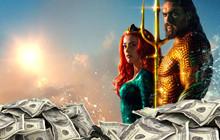Aquaman là bộ phim DC thành công nhất ở Trung Quốc