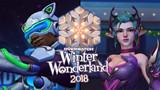Overwatch: Chi tiết bản cập nhật Winter Wonderland 2018 - Hàng tá skin và buff/nerf Hero