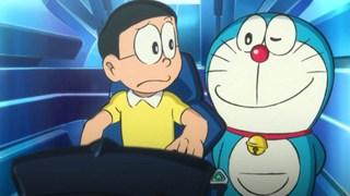 Doraemon 2019: Nobita và hành trình thám hiểm mặt trăng tung trailer cùng poster cực ấn tượng