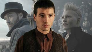 Nhà văn Rowling hứa Fantastic Beasts 3 sẽ giải đáp các thắc mắc