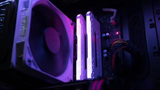 Trên tay nhanh bộ RAM Corsair Vengeance RGB Pro 16GB (2x8GB) 3200MHz