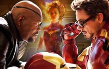 Một lỗ hổng logic không hề nhẹ về tính liên tục trong Captain Marvel đã bị Iron Man 2 phá hỏng
