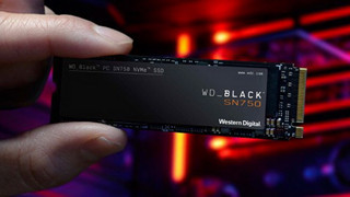 WD Black SN750 NVMe - SSD 2TB tốc độ truyền khủng chính thức có mặt tại Việt Nam