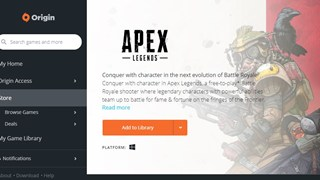 Apex Legends - Hướng dẫn tải và cài đặt game trên PS4, Xbox One và PC
