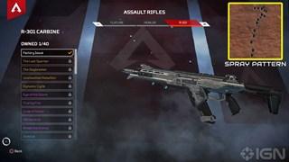 Apex Legends Tông hợp 9 cây súng mạnh nhất mà bạn cần phải Loot ngay