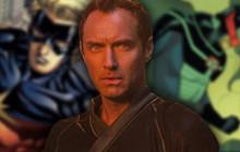 Captain Marvel: Đã rõ danh tính trên màn ảnh của nam diễn viên Jude Law