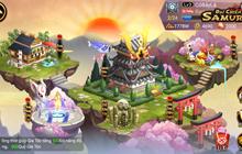 VNG chuẩn bị trình làng game chiến thuật chủ đề Samurai ngay đầu tháng 3 này