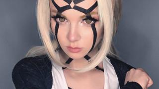 Ngất ngây với bộ cosplay các nữ nhân vật trong Naruto bởi một cô nàng người Nga