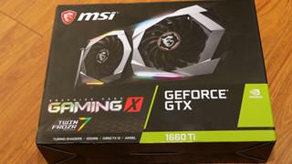 Cận cảnh MSI GTX 1660 Ti Gaming X - VGA cực xịn nhưng giá lại mềm không tả