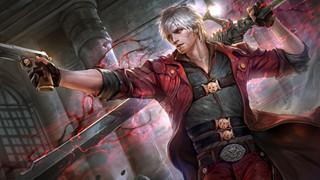 Nội dung của Devil May Cry được lấy từ nội dung cũ của Resident Evil