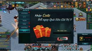 Webgame Thiên Địa Hội tặng code cho game thủ tha hồ trải nghiệm
