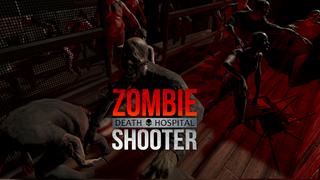 Zombie Shooter – Death Hospital, tựa game AR siêu hot mới ra mắt