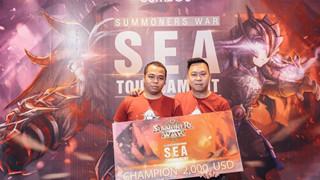 Tuyển thủ Việt Nam tự hào với chức vô địch giải Summoner Wars Đông Nam Á