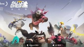 Auto Chess Mobile: Hướng dẫn cách tải game cho Android file APK bản 0.1.7