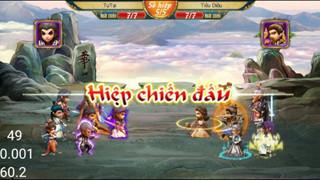 Tân Chưởng Môn Mobile: Tượng đài tái sinh dòng game tướng chiến thuật