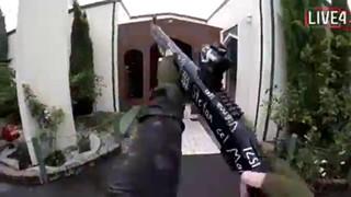 Xả súng ở New Zealand, Hung thủ tàn bạo Livestream toàn bộ quá trình như game FPS 1 cách tàn nhẫn