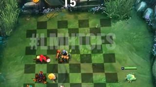 Hé lộ hình ảnh Auto Chess phiên bản Liên Minh Huyền Thoại cực mượt mắt
