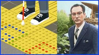Seiichi Miyake là ai ? Người đã tạo nên vạch đường màu vàng dành cho người mù