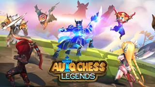 Bỗng nhiên xuất hiện thêm Auto Chess Legends do Studio Người Việt phát triển !